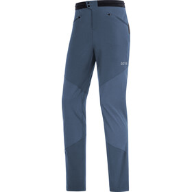 GORE WEAR H5 Partial Gore-Tex Infinium Housut Miehet, deep water blue